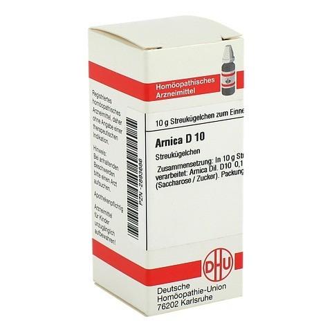 ARNICA D 10 Globuli 10 Gramm N1