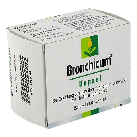 Bronchicum 50 Stück N2
