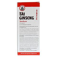 Tai-Ginseng Tonikum 500 Milliliter - R�ckseite