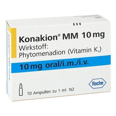 KONAKION MM 10 mg Lösung 10 Stück N2