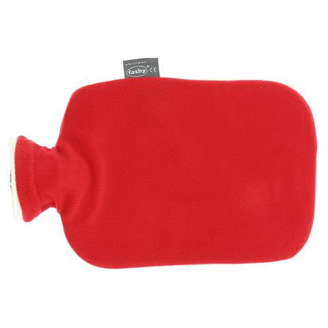 FASHY Wärmflasche mit Bezug cranberry 6530 42 1 Stück