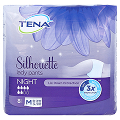 TENA LADY Pants Night M 6x8 St�ck - Vorderseite