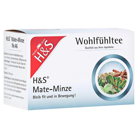 H&S Mate-Minze Filterbeutel 20 Stück