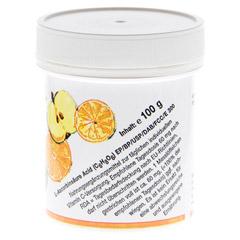 ASCORBINS�URE Vitamin C Pulver 100 Gramm - Rechte Seite