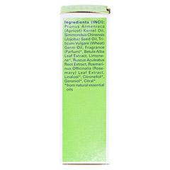 WELEDA Birken Cellulite Öl 10 Milliliter - Linke Seite