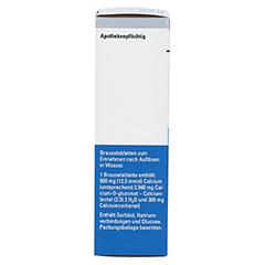 Calcium-Sandoz forte 500mg 20 Stück N1 - Rechte Seite