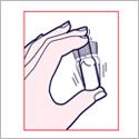 Additiva Vitamin B12 schuetteln