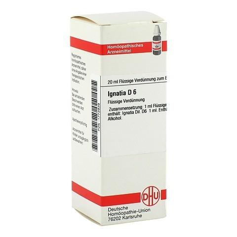 IGNATIA D 6 Dilution 20 Milliliter N1