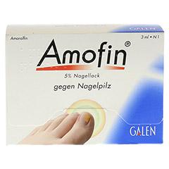 Amofin 5% 3 Milliliter N1 - Vorderseite