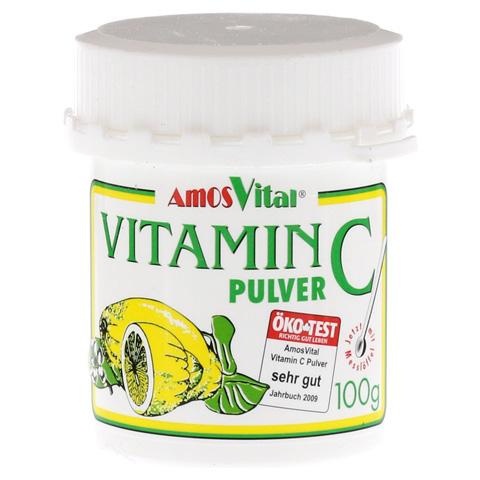 VITAMIN C Pulver Subst. Soma 100 Gramm