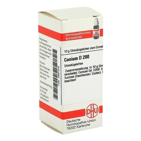 CONIUM D 200 Globuli 10 Gramm N1