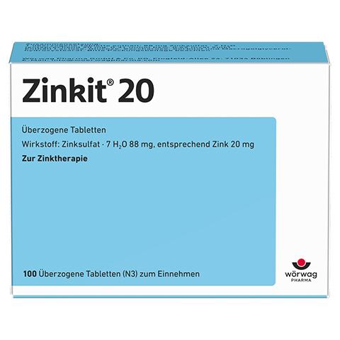 Zinkit 20 100 St�ck N3
