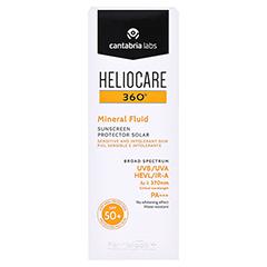 HELIOCARE 360� mineral Fluid SPF 50+ 50 Milliliter - Vorderseite