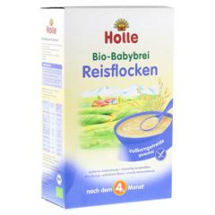 HOLLE Bio Babybrei Reisflocken 250 Gramm