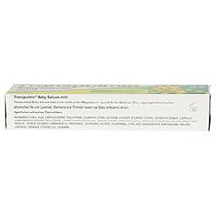 TRANSPULMIN Baby Balsam mild 40 Milliliter - Rechte Seite