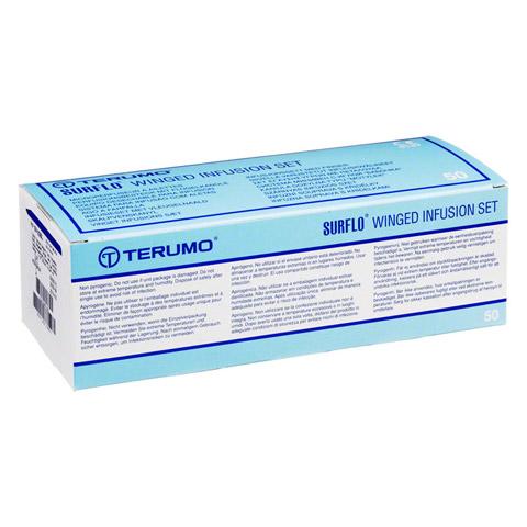 SURFLO Perfusionsbesteck 23 G 30 cm blau 50 Stück