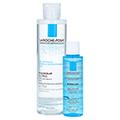 ROCHE-POSAY Mizellen Reinigungsfluid empf.Haut + gratis La Roche Posay Rosaliac Mizellen-Reinigungsgel 200 Milliliter