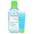BIODERMA Sebium H2O reinigende Lösung + gratis Sebium Gel Moussant 45 ml 250 Milliliter