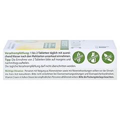 VITAMIN C 500 mg Depot Tabletten 60 Stück - Rechte Seite
