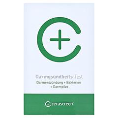 CERASCREEN Darmgesundheits Test 1 Stück - Vorderseite