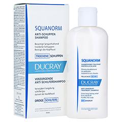 DUCRAY SQUANORM trockene Schuppen Shampoo 200 Milliliter