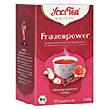 YOGI TEA Frauen Power Bio Filterbeutel 17x1.8 Gramm