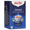 YOGI TEA Abend Tee Bio Filterbeutel 17x1.8 Gramm