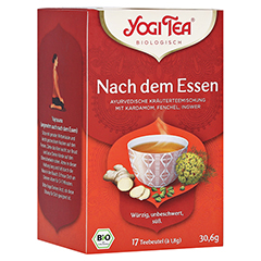 YOGI TEA Wohlfühl Bio Filterbeutel 17x1.8 Gramm