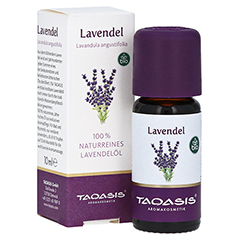 Lavendel ÖL im Umkarton 10 Milliliter