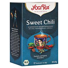 YOGI TEA Sweet Chili Bio Filterbeutel 17x1.8 Gramm