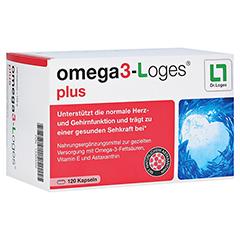 omega3-Loges plus 120 Stück