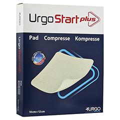 URGOSTART Plus Kompresse 10x12 cm 10 Stück