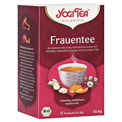 YOGI TEA Frauen Tee Bio Filterbeutel 17x1.8 Gramm