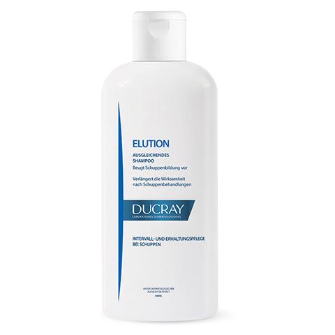 Ducray Elution Ausgleichendes Shampoo 200 Milliliter
