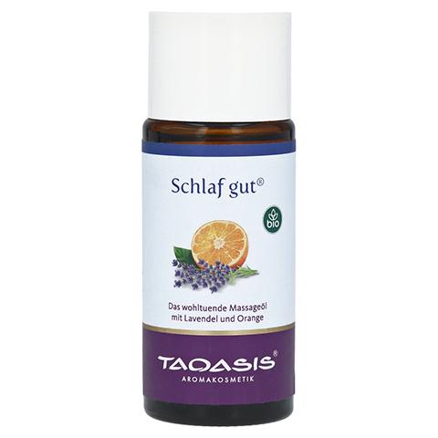SCHLAF GUT Massageöl Bio 50 Milliliter