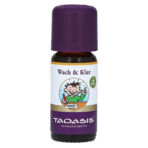 WACH & KLAR Duftkomposition Öl 10 Milliliter