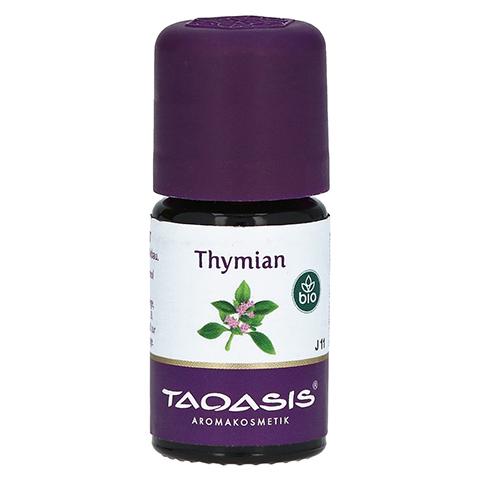THYMIAN ÖL rot Bio Typ Thymol 5 Milliliter