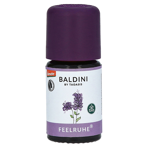 BALDINI Feelruhe Öl Bio 5 Milliliter