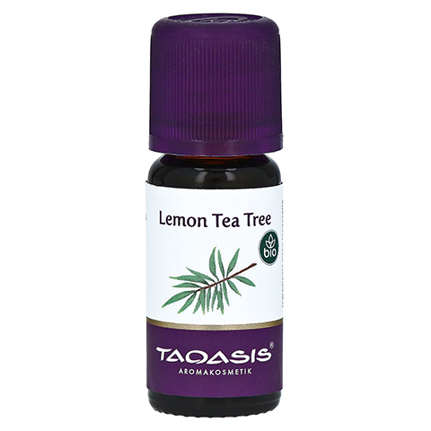 Taoasis Lemon Tea Tree Öl Bio 10 Milliliter