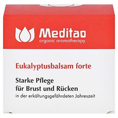 MEDITAO Eukalyptusbalsam forte 30 Milliliter - Vorderseite