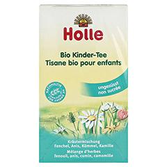 HOLLE Bio Kinder Tee 30 Gramm - Vorderseite
