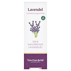 Lavendel ÖL im Umkarton 10 Milliliter - Vorderseite