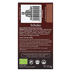 YOGI TEA Schoko Bio Filterbeutel 17x2 Gramm - Rechte Seite
