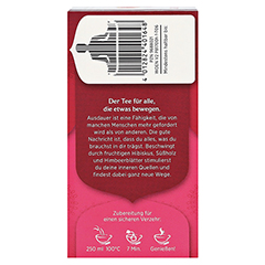 YOGI TEA Frauen Power Bio Filterbeutel 17x1.8 Gramm - Rechte Seite
