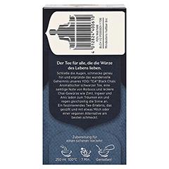 YOGI TEA Black Chai Bio Filterbeutel 17x2.2 Gramm - Rechte Seite