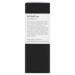 MYTAO Mein Bioparfum vier 15 Milliliter - Rechte Seite