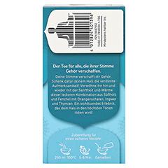 YOGI TEA Halswärmer Bio Filterbeutel 17x1.8 Gramm - Rechte Seite