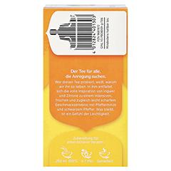 YOGI TEA Ingwer Zitrone Bio Filterbeutel 17x1.8 Gramm - Rechte Seite