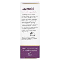 Lavendel ÖL im Umkarton 10 Milliliter - Rechte Seite