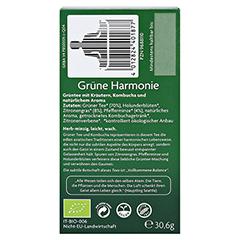 YOGI TEA grüne Harmonie Bio Filterbeutel 17x1.8 Gramm - Rechte Seite